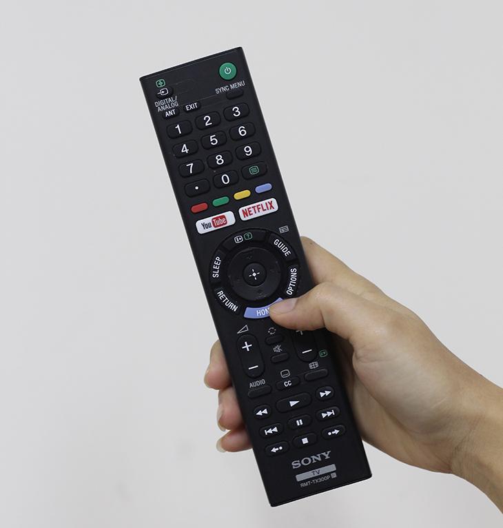 Cách kích hoạt gói Fim+ miễn phí trên Smart Tivi Sony