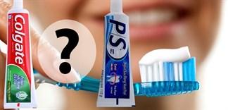 Chọn kem đánh răng P/S hay Colgate?