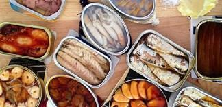 Sử dụng thực phẩm đóng hộp như thế nào để không gây hại