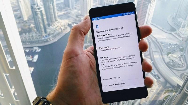 HMD giới thiệu Android Oreo Beta cho Nokia 8