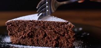 Cách làm bánh socola cho người kiêng bột