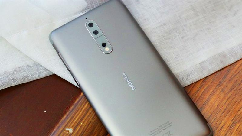 Nokia 8 Android 8
