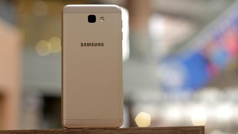 Galaxy J5 Prime tại Việt Nam chính thức được cập nhật Android 7.0
