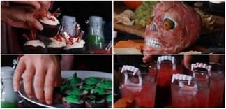 Những món ăn thú vị cho đêm Halloween