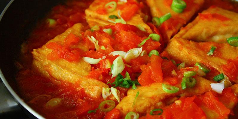 Sử dụng cà chua trong nấu ăn