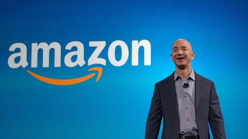 Giám đốc điều hành của Amazon trở thành người giàu nhất thế giới