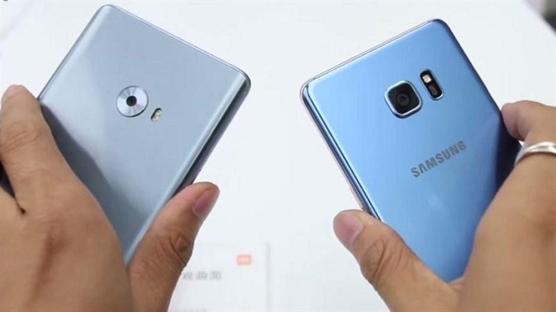 Xiaomi đang theo sát Samsung tại thị trường Ấn Độ