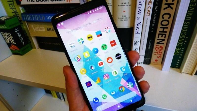Android 8.1 cho phép bạn khôi phục dữ liệu sau khi Factory reset