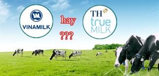 Vinamilk và TH True Milk sữa nào tốt hơn? Bách hóa XANH