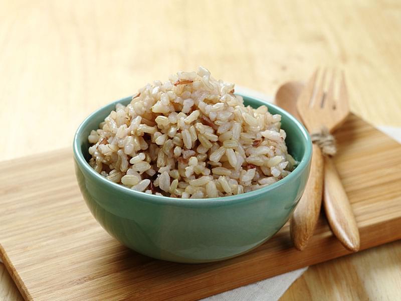 Đối tượng sử dụng gạo lứt và gạo huyết rồng