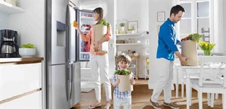 Công nghệ 3 dàn lạnh độc lập trên tủ lạnh Beko có lợi ích gì?