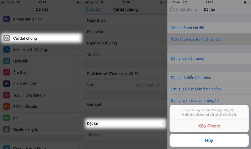 Tổng hợp lỗi iOS 11 1 chính thức và cách khắc phục