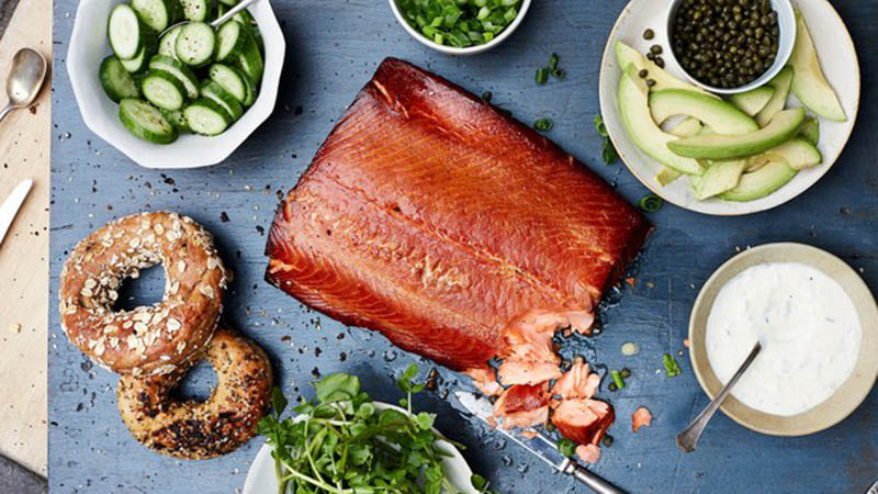 Cá là loại thực phẩm chứa nhiều Protein, Vitamin và khoáng chất