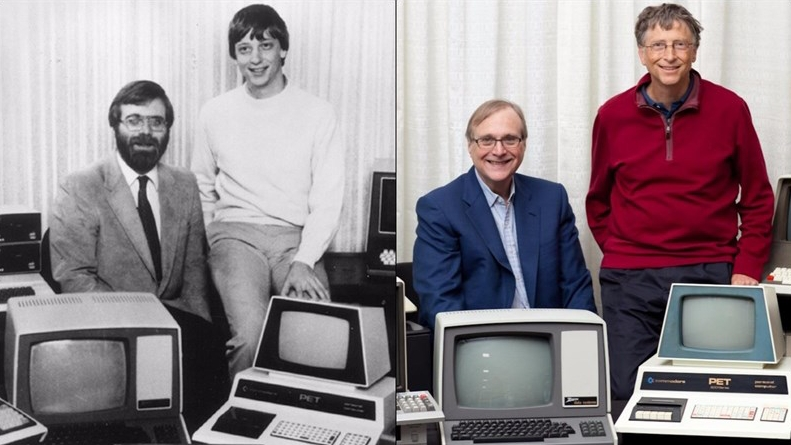 Bill Gates và Paul Allen