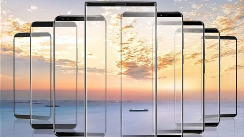 Gionee sẽ tung ra 8 smartphone màn hình tràn cạnh vào ngày 26/11