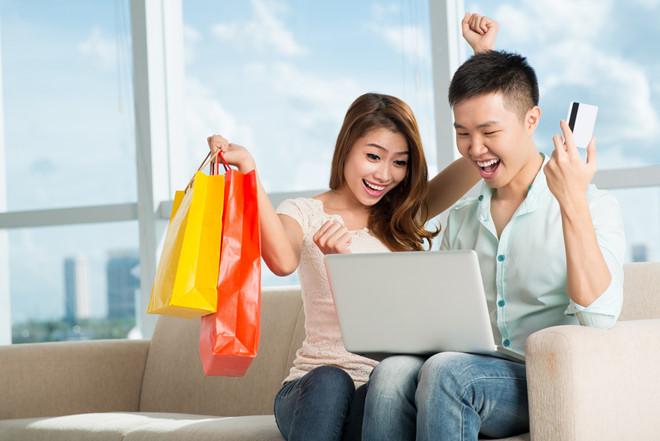 Các ưu đãi khi mua trả góp qua thẻ tín dụng tại