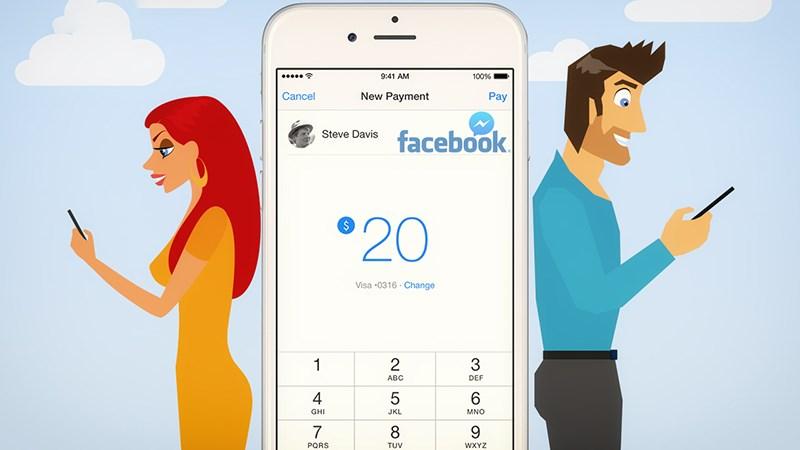 thanh toán qua facebook