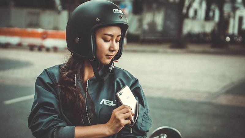 Mua Asus Zenfone 4 Pro tặng áo khoác