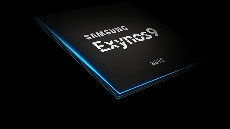 Samsung trình làng vi xử lý Exynos 9810 dành cho Galaxy S9