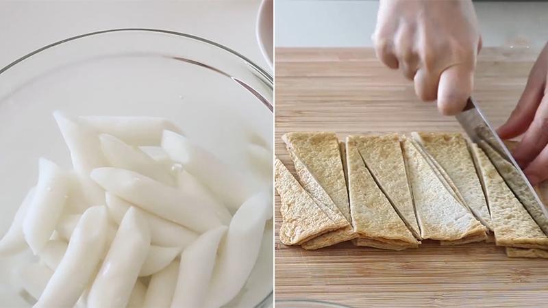 Cách làm bánh gạo Tokbokki chuẩn vị Hàn Quốc