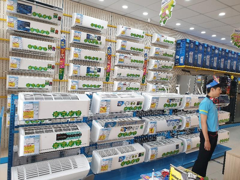 Siêu thị Điện máy XANH An Dương Vương, Q8, TP.HCM