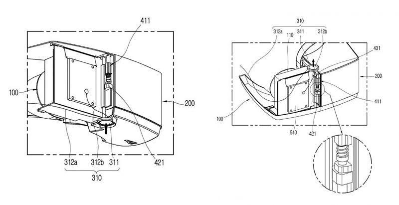 Bằng sáng chế của LG tiết lộ hãng đang nghiên cứu thiết bị VR rất độc đáo - ảnh 3