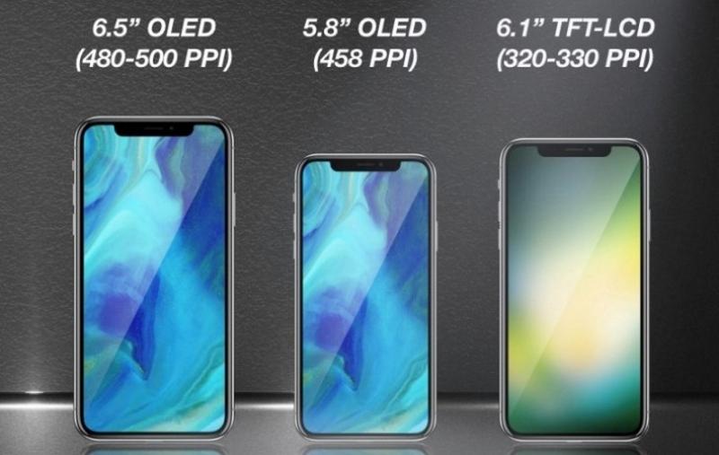 Năm sau sẽ có 3 model iPhone X ra mắt, một mẫu giá rẻ