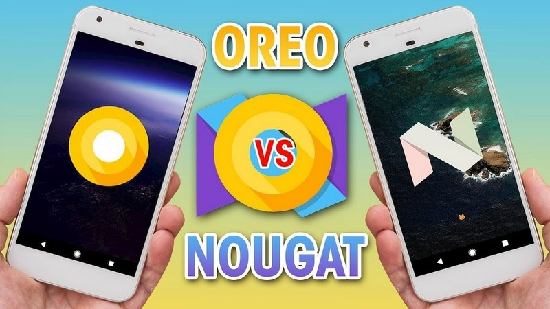 Android Oreo chiếm 0.3% thị phần Android