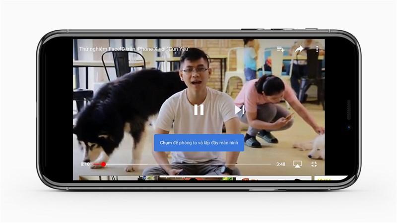 Trải nghiệm giao diện iPhone X: Xem phim, chơi game có sướng? - ảnh 13