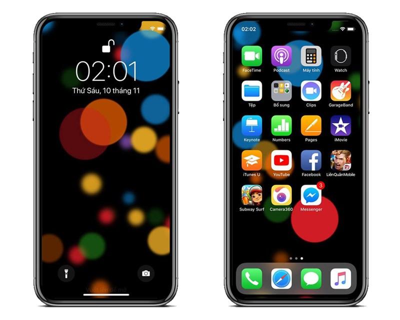 Trải nghiệm giao diện iPhone X: Xem phim, chơi game có sướng? - ảnh 1
