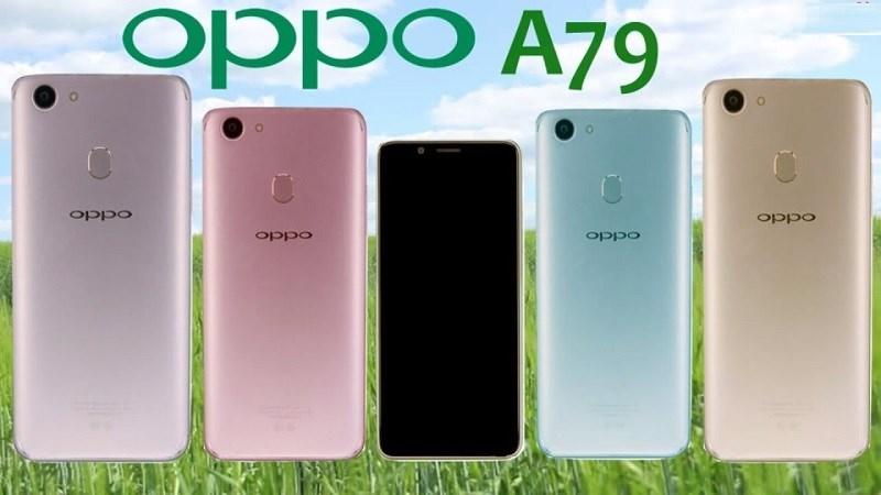 OPPO A79 lộ ảnh báo chí đẹp mắt kèm theo giá bán & cấu hình chi tiết - ảnh 1
