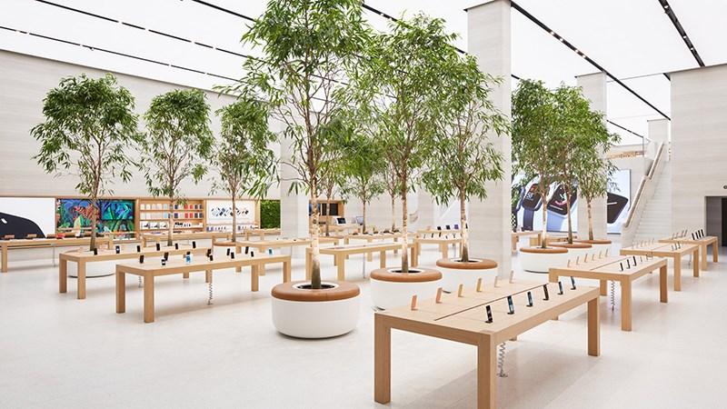 Apple Store đầu tiên được tái thiết kế sắp khai trương ở Úc ngày 24/11 - ảnh 1