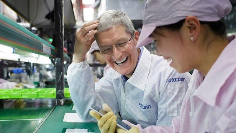 Lợi nhuận hàng quý của Foxconn giảm 40% vì khâu sản xuất iPhone X đình trệ - ảnh 1