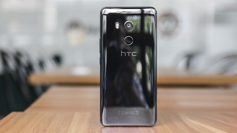 Trải nghiệm HTC U11 Plus