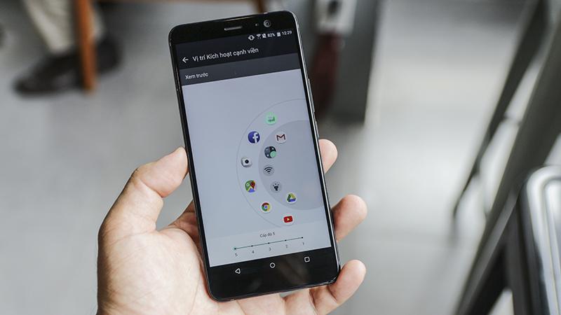 Trải nghiệm nhanh HTC U11 Plus tại Việt Nam: Thiết bị hoàn hảo nhất của HTC! - ảnh 16