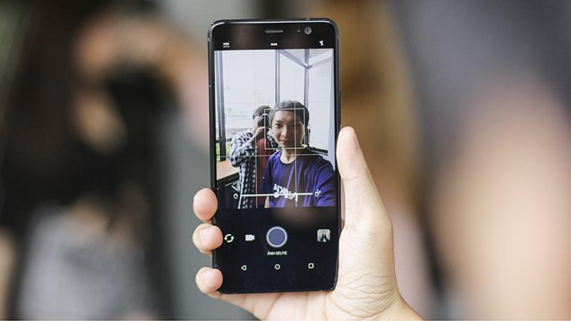Trải nghiệm nhanh HTC U11 Plus tại Việt Nam: Thiết bị hoàn hảo nhất của HTC! - ảnh 12
