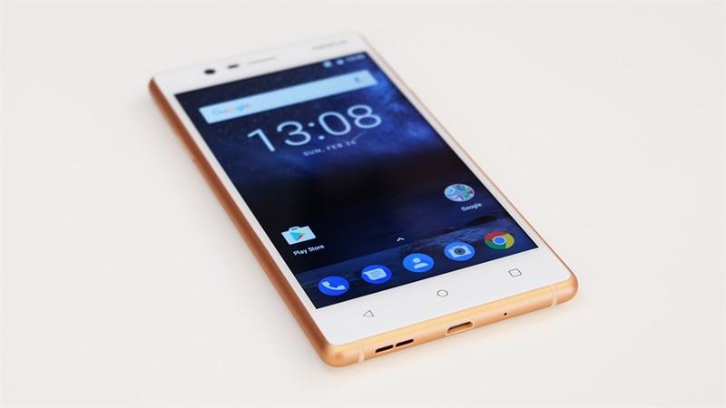 Nokia 3 nhận bản cập nhật bảo mật Android tháng 11 - ảnh 1