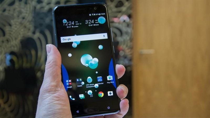 HTC U11 hiện đang nhận bản cập nhật Android 8.0 Oreo tại Đài Loan - ảnh 1