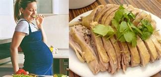 Bà bầu có nên ăn thịt gà, thịt vịt không?