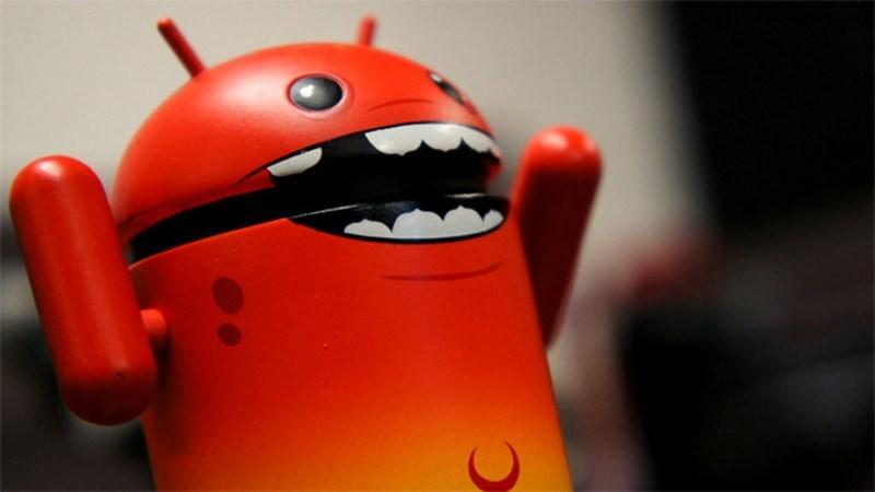 Hệ điều hành Android có mức độ lây nhiễm mã độc nhiều nhất