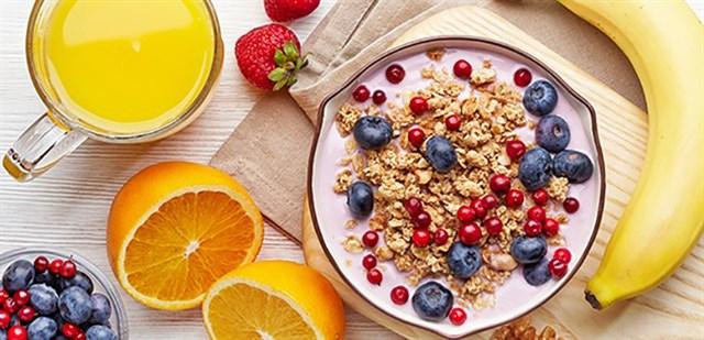Ăn sáng bằng ngũ cốc có tốt không?