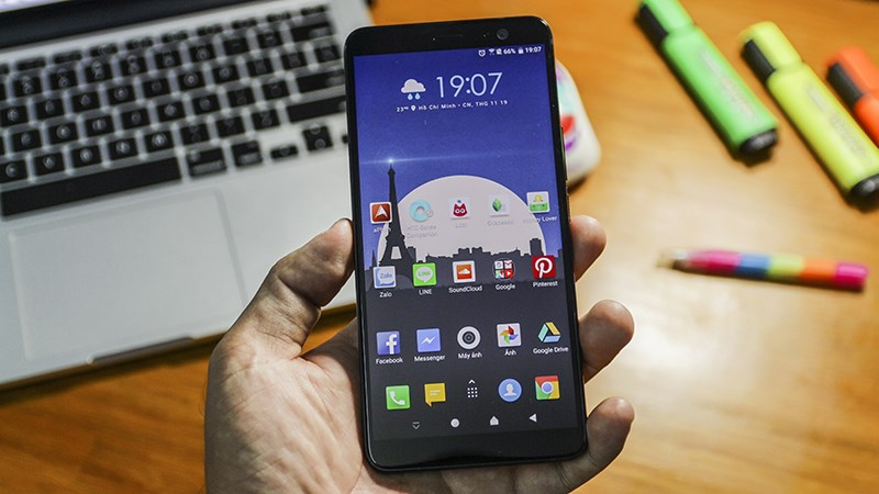 Giao diện Android theo ý thích với Taste Test