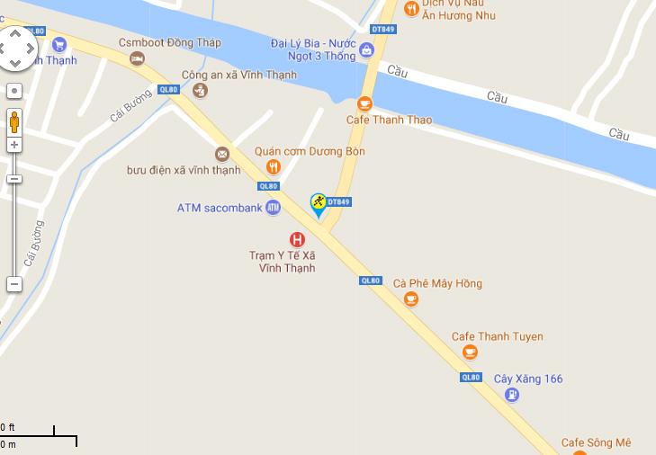 Siêu thị Điện máy XANH Nguyễn Duy Trinh, TP.HCM