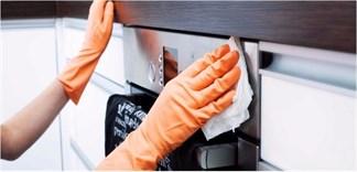Dùng nước tẩy quần áo để vệ sinh nhà bếp hiệu quả