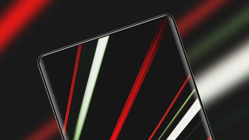 Rò rỉ bản phác thảo Xiaomi Mi Mix 3 với màn hình FullView 100%