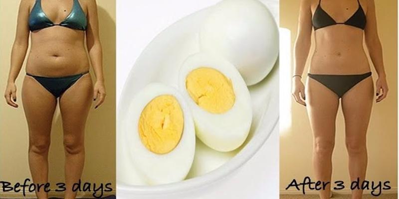 ăn trứng hằng ngày có thể giảm cân
