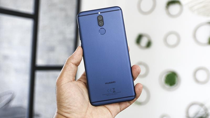 Đánh giá chi tiết Huawei Nova 2i