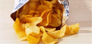 Snack khoai tây tốt hơn những loại snack khác?