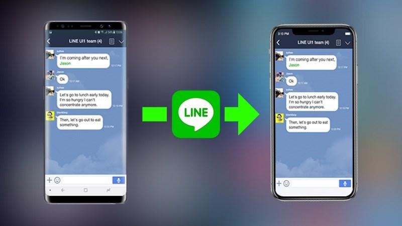 Cách Đăng nhập LINE trên thiết bị mới mà không mất tin nhắn