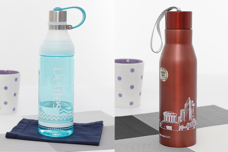 Nên mua bình đựng nước hay bình giữ nhiệt?